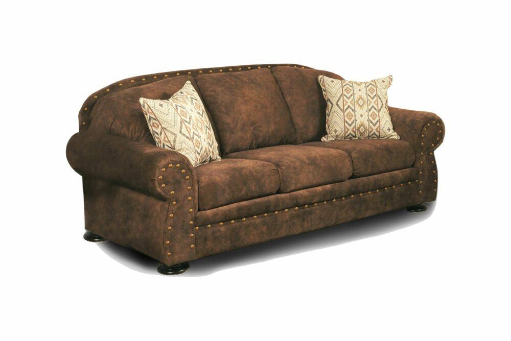 Arrowhead Sofa in Wrangler